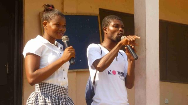 Nii facilitating (Jubilee SHS) 2