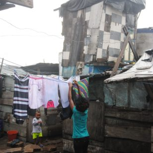 The Old Fadama Slum, Accra